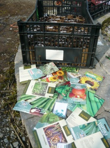 Seeds and boxes