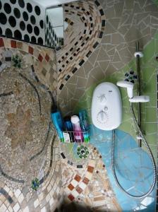 bathroom  mosaic 003