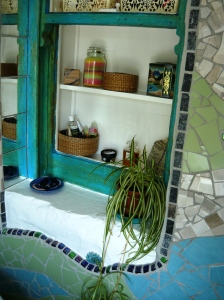 bathroom  mosaic 008