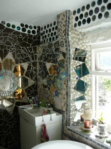 bathroom  mosaic 021