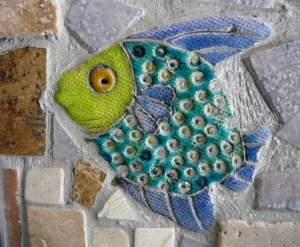 bathroom  mosaic 035