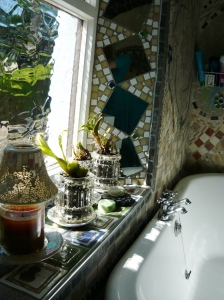 bathroom  mosaic 042