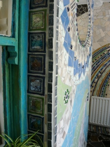 bathroom  mosaic 045