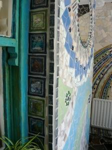 bathroom  mosaic 045