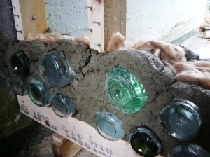 bottle-wall two layers