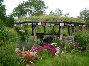 garden july gazebo