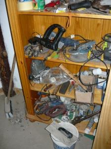 mess tools