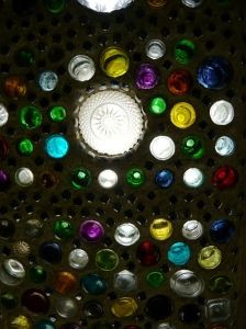 August bottle wall 047