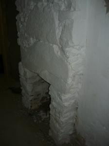 extension chimney breast