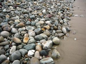 Achill island stones