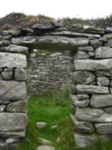 Achill island doorway