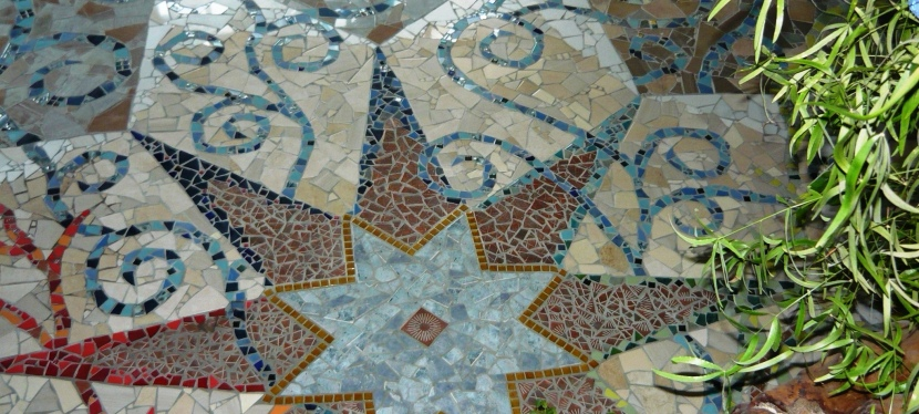 When all the pieces come together – Mosaic.