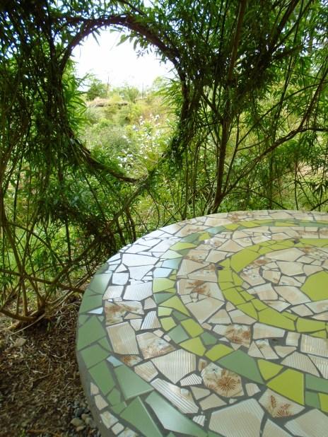 mosaic table 026